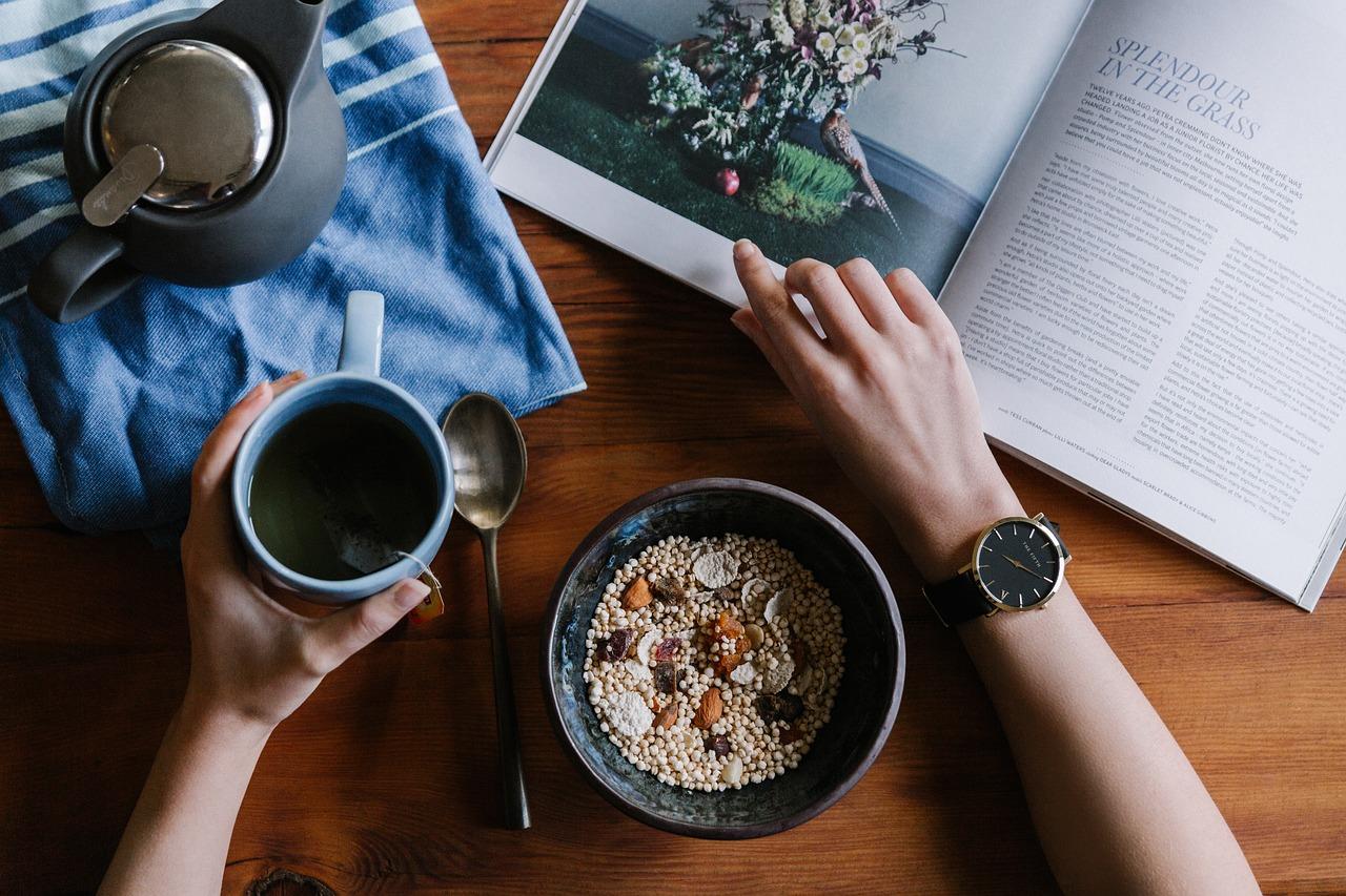 Proč být vegan: Snídaně vegana