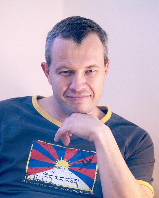 Pavel Ploch portrét